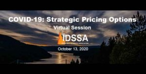 Idaho SSA Pricing Strategy Session October 13, 2020