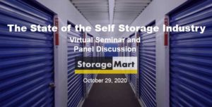 StorageMart: The State of the Self Storage Industry (2020)