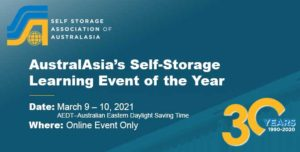 AustralAsia SSA 2021 Learning Event of the Year